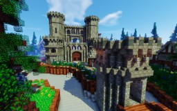 Realms of Drascus- Human Reign (The Kingdom of Vorha) Minecraft Map & Project