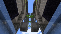 Race To the Top! Minecraft Map & Project