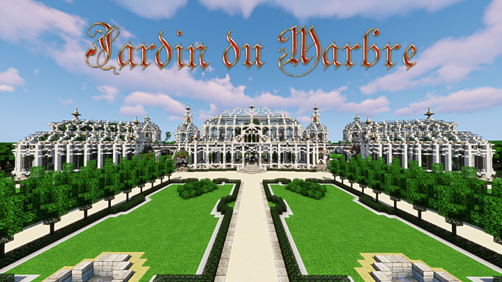 Popular Server Project : [Æonis] - Jardin du Marbre
