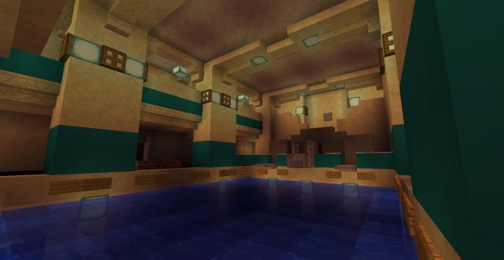 1st Class Pool