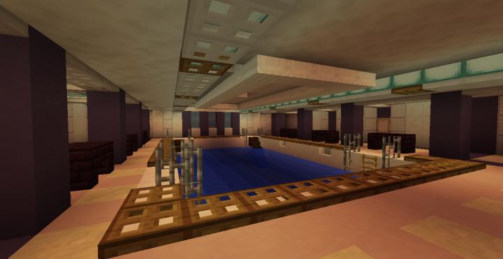 2nd Class Pool