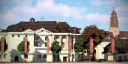 Stadttheater, Hanau, Germany Minecraft Map & Project