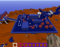 Wipeout Minigame Minecraft Map & Project