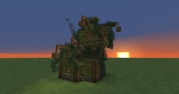 Cozy Home Minecraft