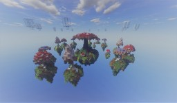 Mushrooms [Skywars Schematic] Minecraft Map & Project