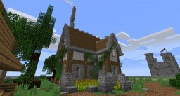 Barb's Bakery Minecraft Map & Project