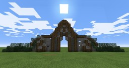 natures gate Minecraft Map & Project