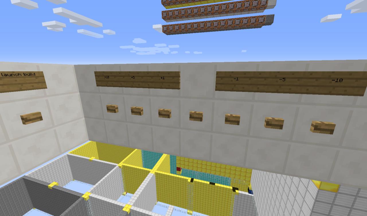 Random Maze Generator with custom rooms, Minecraft 1.12 ...