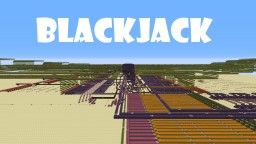 Blackjack in Minecraft Minecraft Map & Project