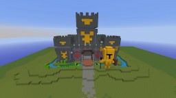 Castle -no michael- Knight Minecraft Map & Project