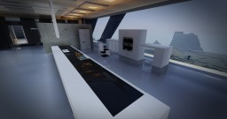 MODERN KITCHEN Minecraft Map & Project