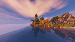 minecraft medieval city Minecraft Map & Project