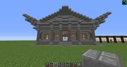 Practice in Creative Minecraft Map & Project