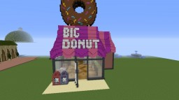 Steven Universe Big Donut Minecraft Map & Project