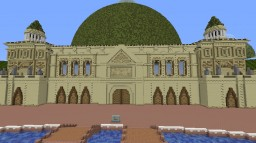 Star Wars City of Theed Minecraft Map & Project