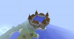 irongolem farm sky castle Minecraft Map & Project