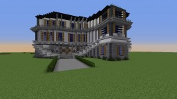 Modern House Design Minecraft Map & Project