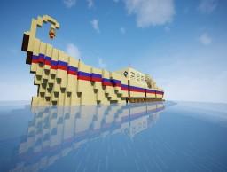 Ptolémées D'Egypte /  Ptolemies Of Egypt Minecraft