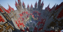 MidasCraft's medieval lobby Minecraft Map & Project