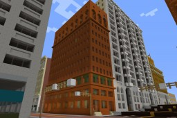 The Bakerstown Project's Oldest Built High-Rise 5/7/2016! The Wick Building Minecraft Map & Project