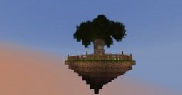 Skyblock Island 001 Minecraft Map & Project