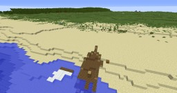 Survival Island 90% [2K x 2K] Minecraft Map & Project
