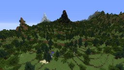 VOLCANIC ISLES Minecraft Map & Project