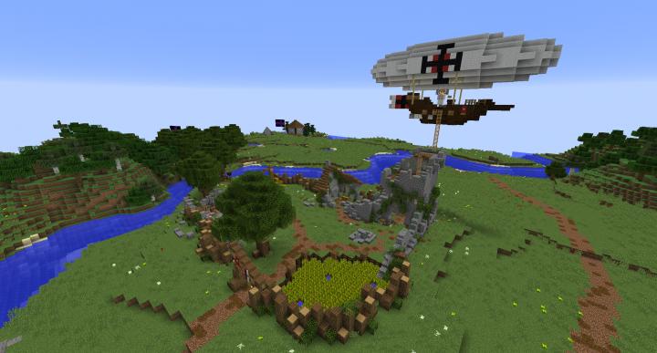 Fort Bjorn Minecraft Project