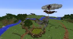 Fort Bjorn Minecraft Map & Project