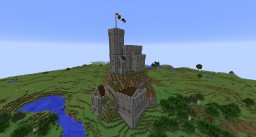 Fort Knolltop Minecraft Map & Project