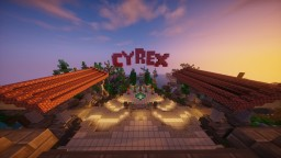 | Cyrex Adventure Hub | Built by: RevenJoakim | Minecraft Map & Project