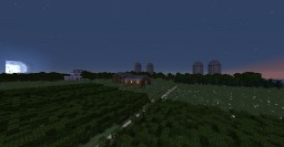 A Quiet Place Full map Minecraft