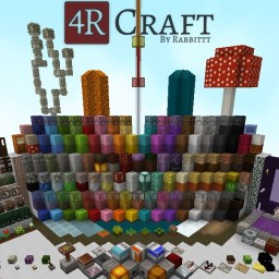 4R Craft Minecraft Texture Pack