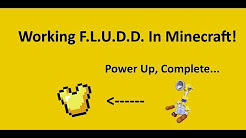 F.L.U.D.D. In One Command! Beta Version [1.12 Minecraft] Minecraft Map & Project