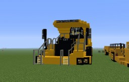 Mining Machines Minecraft Map & Project