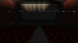 Cinema - Modern - Large and Realistic - Cineworld Minecraft Map & Project