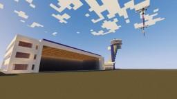 Airport Nuremberg/Flughafen Nürnberg [EDDN] Minecraft Map & Project
