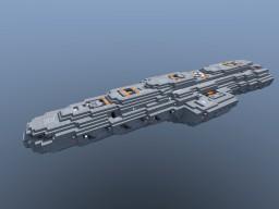 lazyship (hull generator test #2) Minecraft
