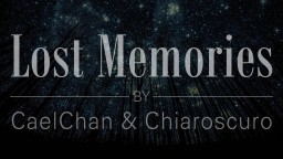 Lost Memories Minecraft Blog Post