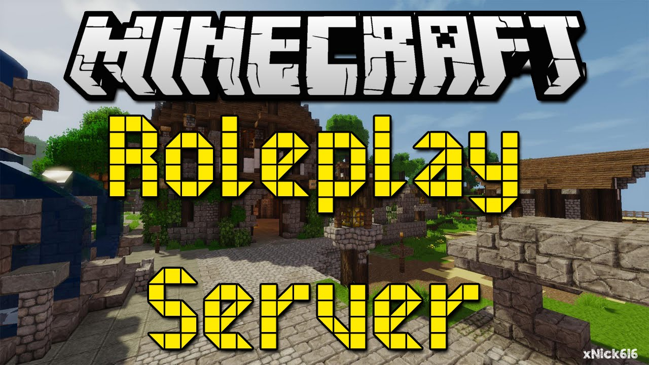 ps4 Minecraft Roleplay Minecraft Project