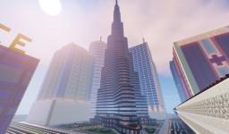 MEGAPOLIS Minecraft Map & Project