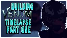BUILDING VENOM IN MINECRAFT TIMELAPSE Minecraft Map & Project