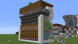 The afk fish farm to rule them all Minecraft Map & Project