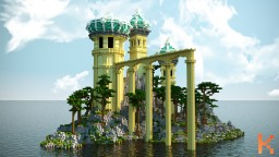 Himaya Towers Minecraft