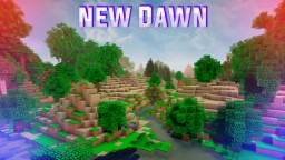 New Dawn Vibrant Pack V1.7 Minecraft