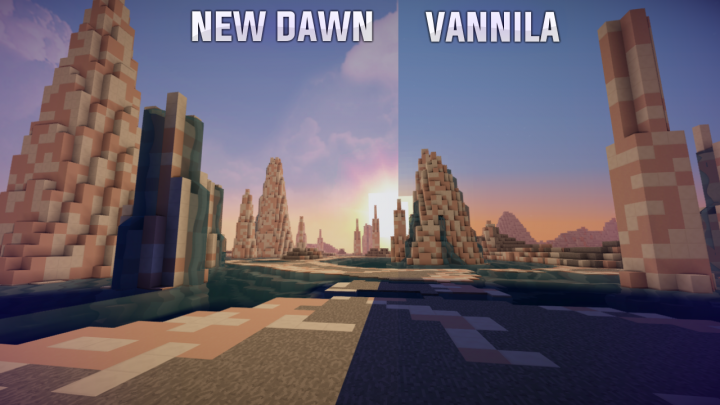 New DawnVannila