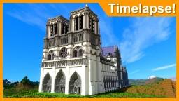 Notre-Dame de Paris Minecraft Map & Project