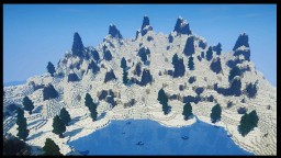 YOUTUBE : PACELY GAMING // Custom Mountain (WORLD DOWNLOAD) Minecraft Map & Project