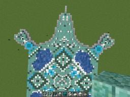 Minecraft Blue Prison Spawn Minecraft Map & Project