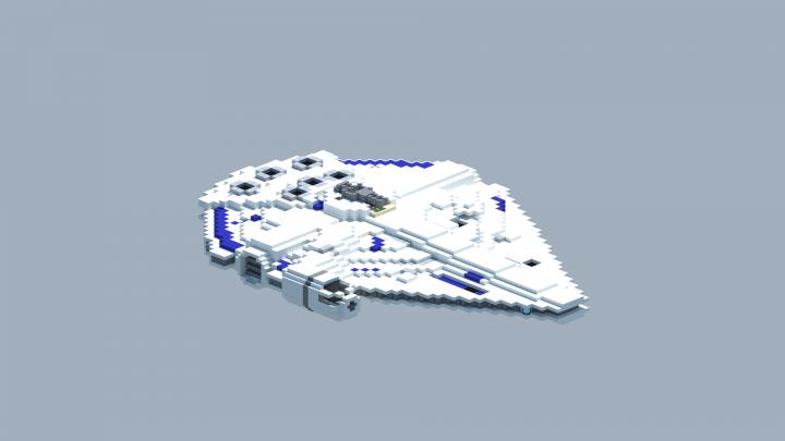 Popular Project : Solo Millennium Falcon